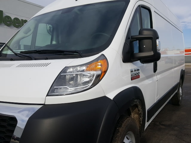 2019 ProMaster 2500 High Roof FWD,  Empty Cargo Van #19198 - photo 9
