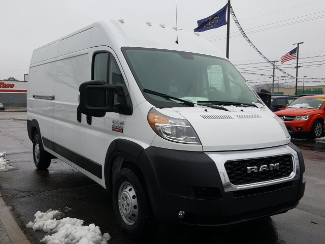2019 ProMaster 2500 High Roof FWD, Empty Cargo Van #19288 - photo 6
