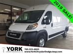 2019 ProMaster 2500 High Roof FWD, Empty Cargo Van #19442 - photo 1