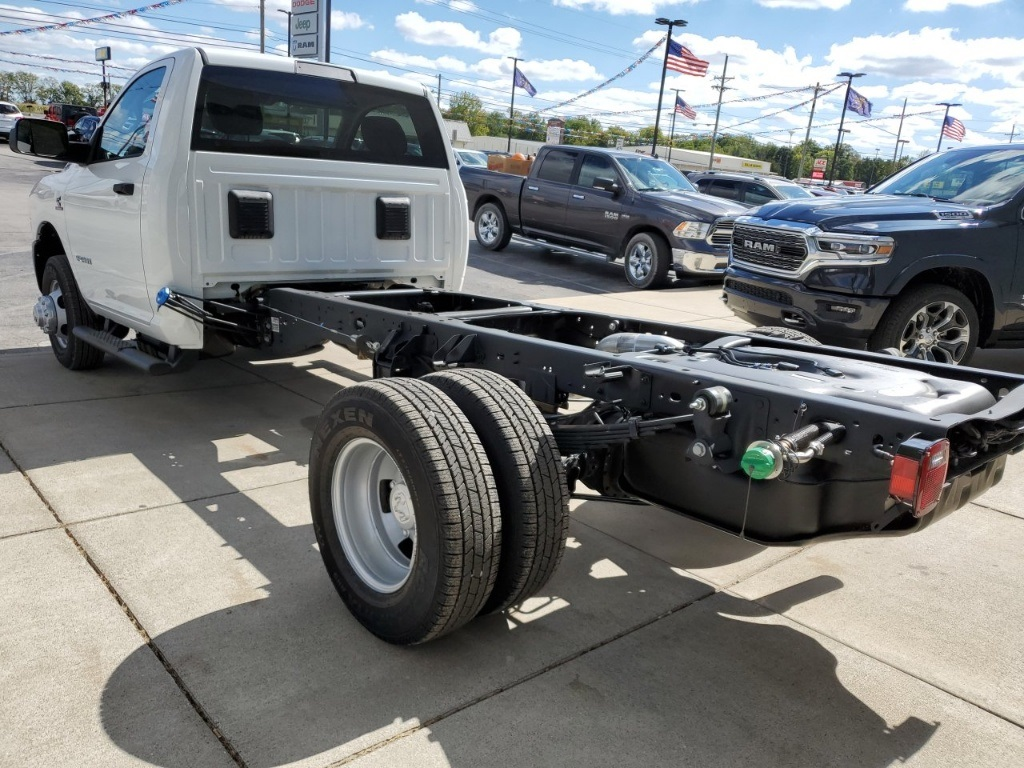 2019 Ram 3500 Regular Cab DRW 4x4, Cab Chassis #19552 - photo 1