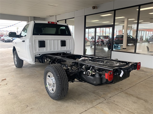 2019 Ram 3500 Regular Cab 4x4, Cab Chassis #19599 - photo 1