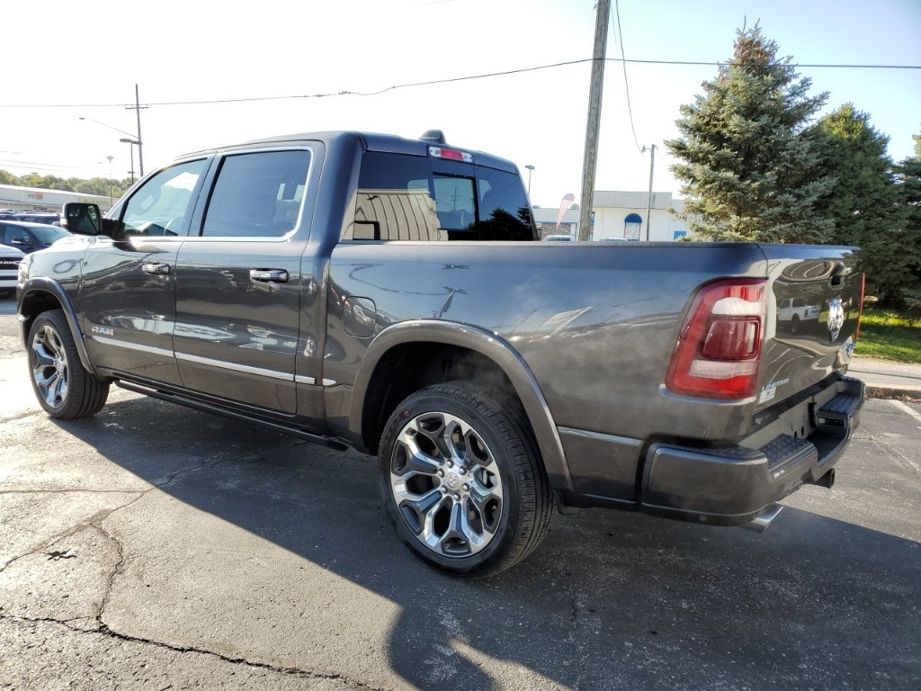 2020 Ram 1500 Crew Cab 4x4, Pickup #20069 - photo 1