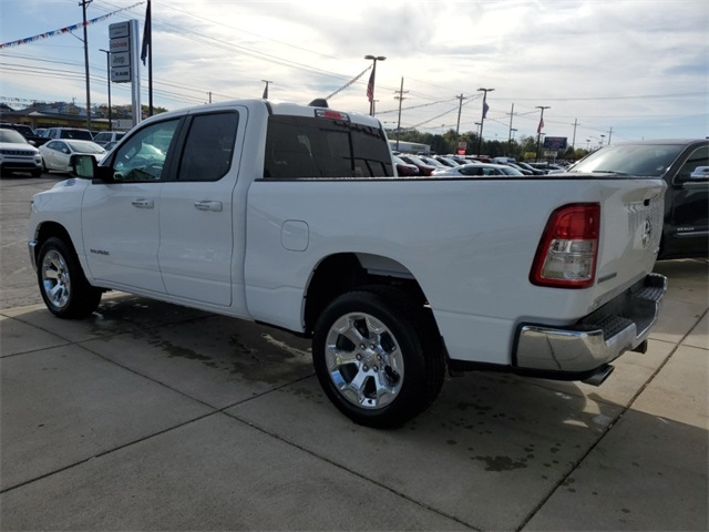 2020 Ram 1500 Quad Cab 4x4, Pickup #20095 - photo 1