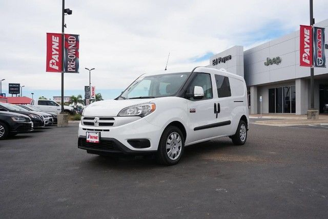2018 ProMaster City FWD,  Empty Cargo Van #6L69781 - photo 1
