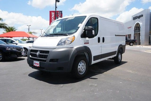 2018 ProMaster 1500 Standard Roof FWD,  Empty Cargo Van #E140030 - photo 1