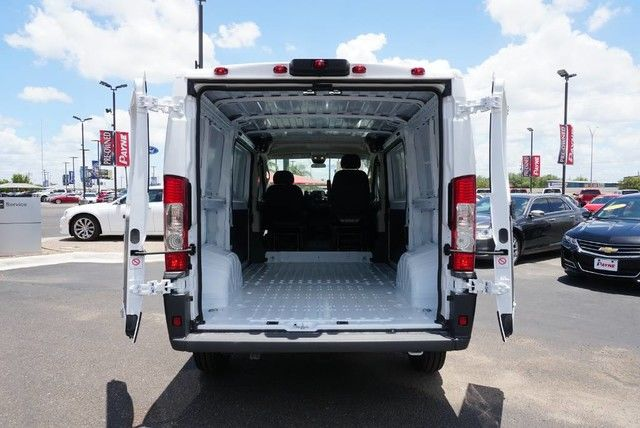 2018 ProMaster 1500 Standard Roof FWD,  Empty Cargo Van #E140030 - photo 2