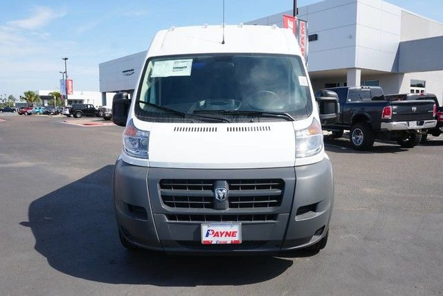 2018 ProMaster 2500 High Roof FWD,  Empty Cargo Van #E140265 - photo 3