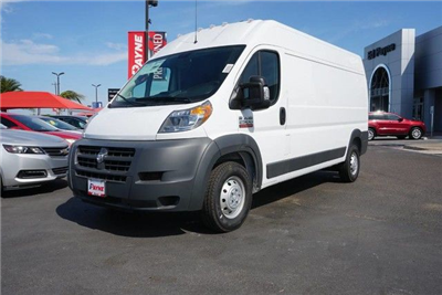 2018 ProMaster 2500 High Roof FWD,  Empty Cargo Van #E140265 - photo 1