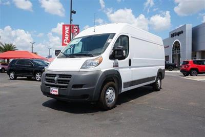 2018 ProMaster 2500 High Roof FWD,  Empty Cargo Van #E143998 - photo 1