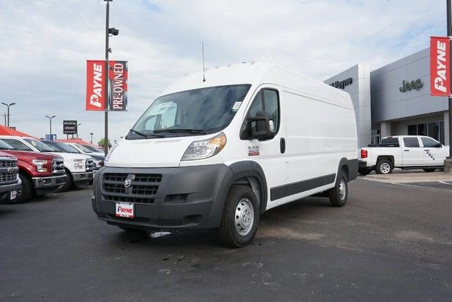 2018 ProMaster 3500 High Roof FWD,  Empty Cargo Van #E144689 - photo 1