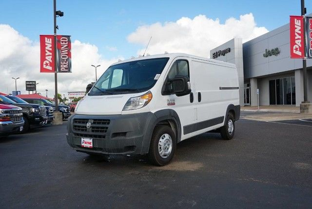 2018 ProMaster 1500 Standard Roof FWD,  Empty Cargo Van #E155929 - photo 1