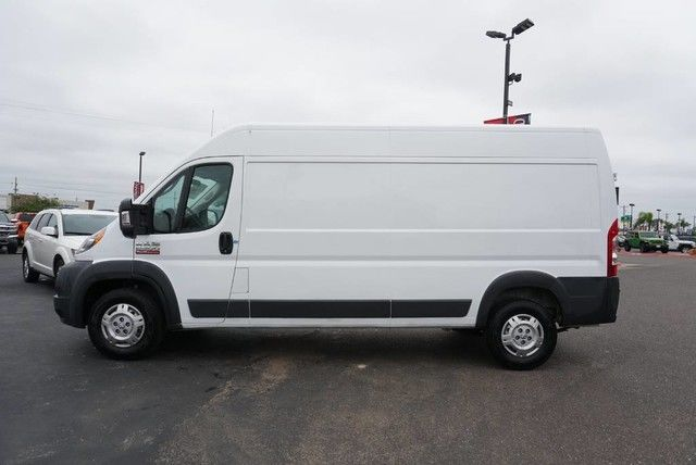2018 ProMaster 2500 High Roof FWD,  Empty Cargo Van #E156880 - photo 9