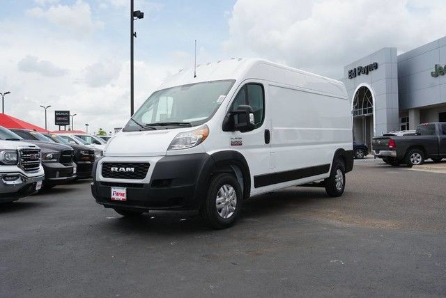 2019 ProMaster 2500 High Roof FWD,  Empty Cargo Van #E543352 - photo 1