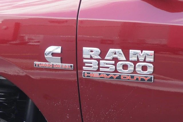 2018 Ram 3500 Crew Cab DRW 4x4,  Pickup #G112434 - photo 7