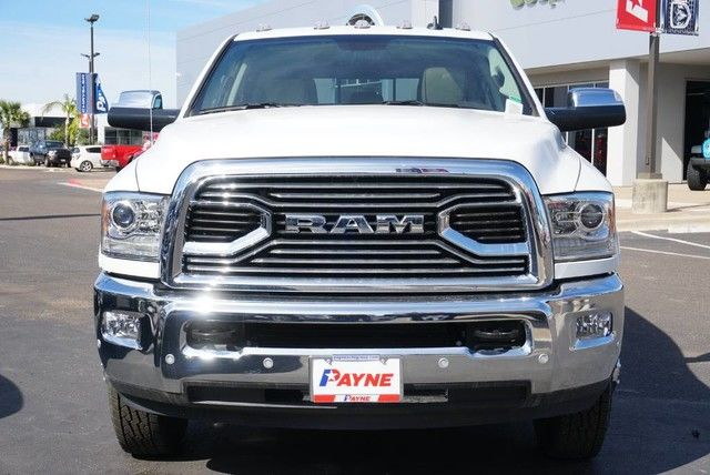 2018 Ram 3500 Mega Cab DRW 4x4,  Pickup #G112438 - photo 4