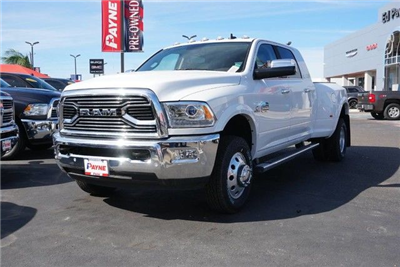 2018 Ram 3500 Mega Cab DRW 4x4,  Pickup #G112438 - photo 1