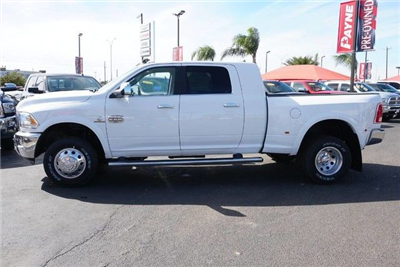 2018 Ram 3500 Mega Cab DRW 4x4,  Pickup #G112438 - photo 2