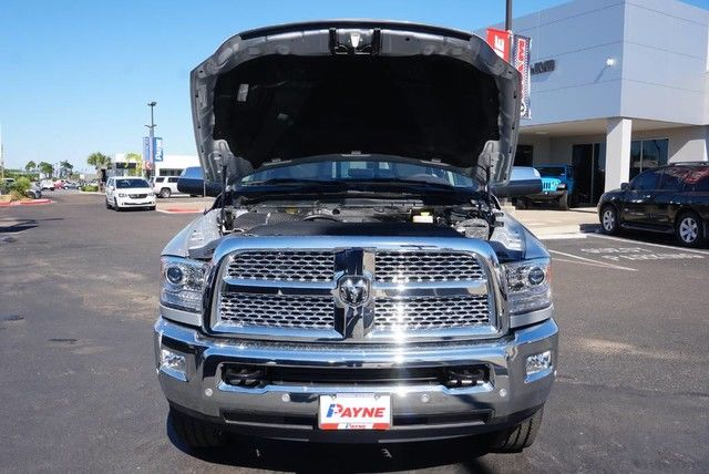 2018 Ram 2500 Crew Cab 4x4, Pickup #G114244 - photo 35