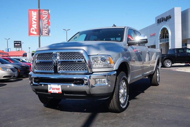 2018 Ram 2500 Crew Cab 4x4, Pickup #G114244 - photo 1