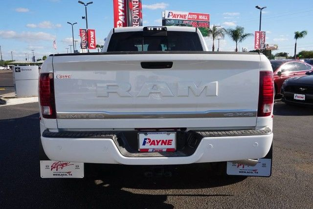 2018 Ram 3500 Mega Cab DRW 4x4, Pickup #G120308 - photo 19
