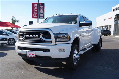 2018 Ram 3500 Mega Cab DRW 4x4, Pickup #G120308 - photo 1