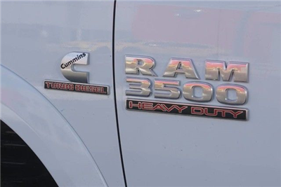 2018 Ram 3500 Mega Cab DRW 4x4, Pickup #G120308 - photo 8