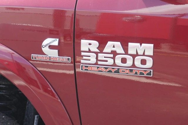 2018 Ram 3500 Mega Cab DRW 4x4, Pickup #G120309 - photo 7