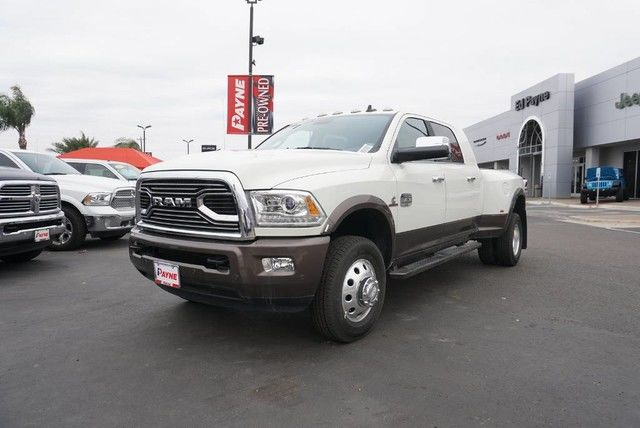 2018 Ram 3500 Mega Cab DRW 4x4,  Pickup #G120311 - photo 1