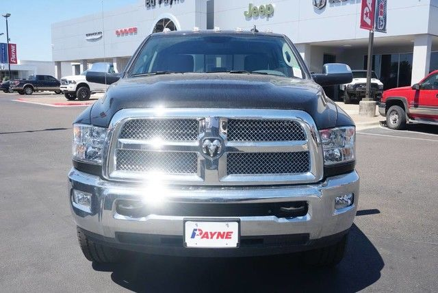 2018 Ram 2500 Crew Cab 4x4, Pickup #G121847 - photo 3