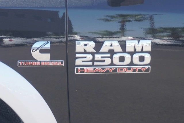 2018 Ram 2500 Crew Cab 4x4, Pickup #G121847 - photo 7