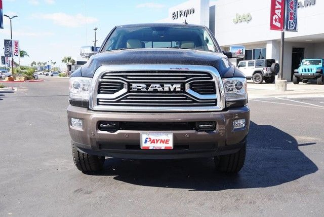 2018 Ram 2500 Crew Cab 4x4, Pickup #G139506 - photo 2