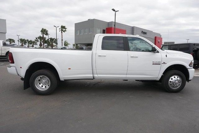 2018 Ram 3500 Crew Cab DRW 4x4,  Pickup #G146903 - photo 19