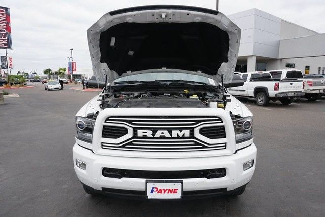 2018 Ram 3500 Crew Cab DRW 4x4,  Pickup #G146903 - photo 38
