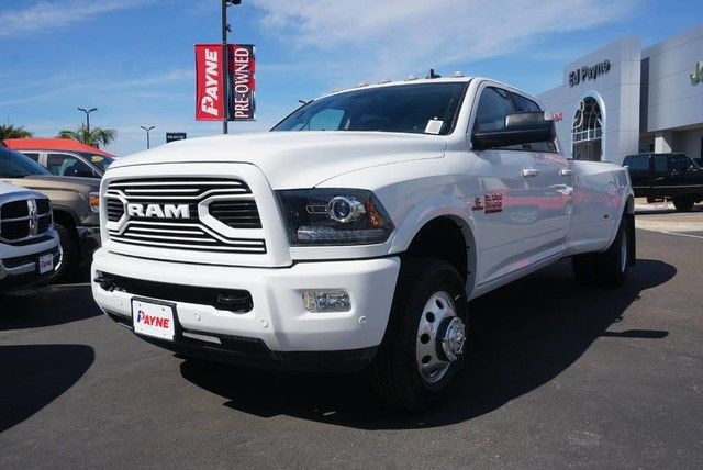 2018 Ram 3500 Crew Cab DRW 4x4, Pickup #G152899 - photo 1