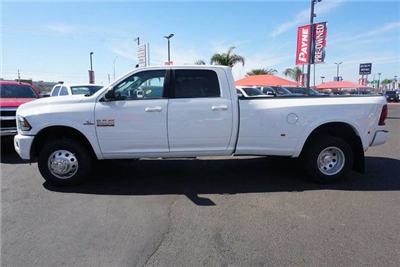 2018 Ram 3500 Crew Cab DRW 4x4, Pickup #G152899 - photo 13