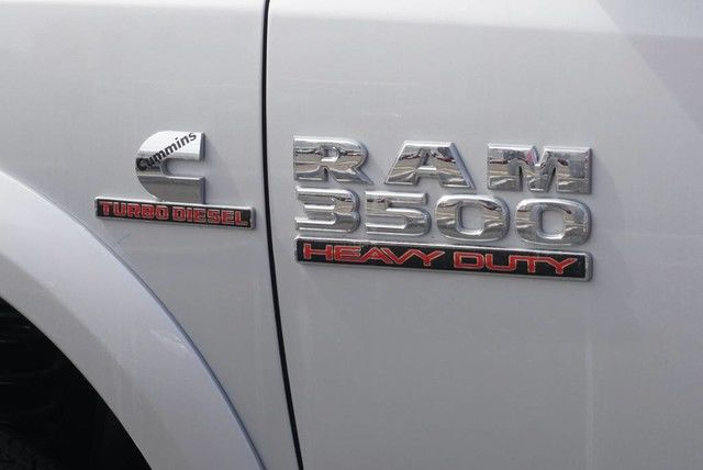 2018 Ram 3500 Crew Cab DRW 4x4,  Pickup #G152911 - photo 7