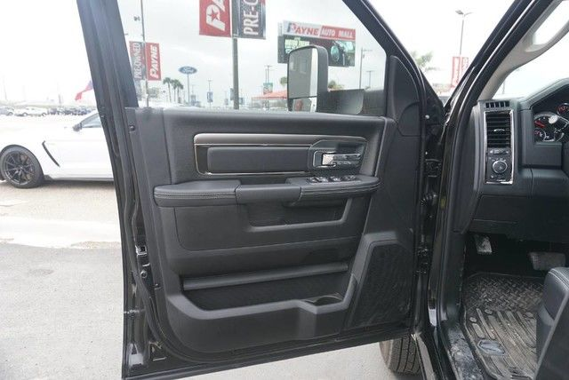 2018 Ram 3500 Crew Cab DRW 4x4, Pickup #G152919 - photo 23
