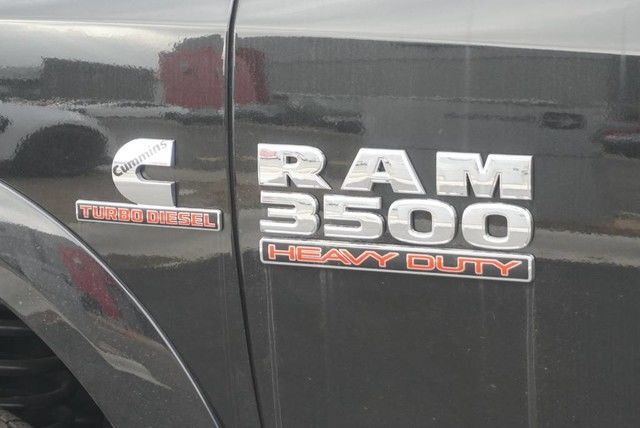 2018 Ram 3500 Crew Cab DRW 4x4,  Pickup #G152919 - photo 8