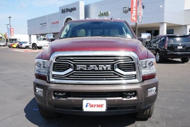 2018 Ram 2500 Crew Cab 4x4, Pickup #G154184 - photo 3