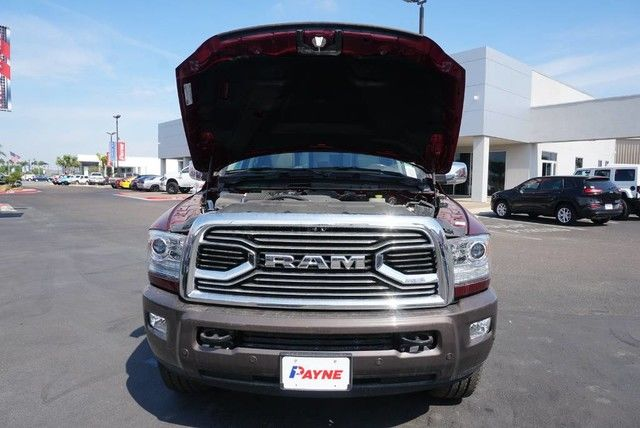 2018 Ram 2500 Crew Cab 4x4, Pickup #G154184 - photo 40