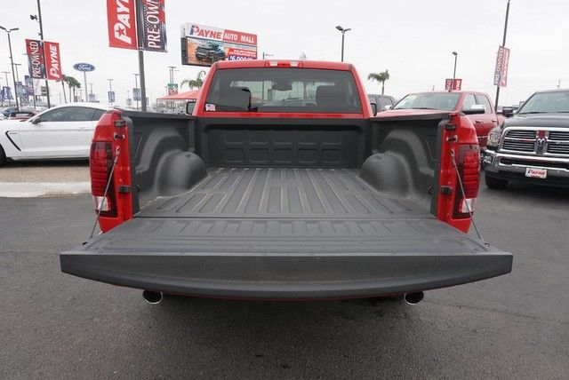 2018 Ram 1500 Regular Cab 4x4,  Pickup #G163043 - photo 17