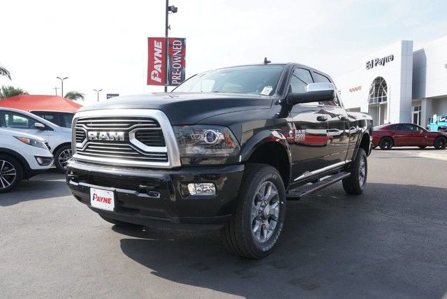 2018 Ram 2500 Crew Cab 4x4,  Pickup #G166187 - photo 1
