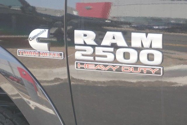 2018 Ram 2500 Crew Cab 4x4,  Pickup #G166187 - photo 8