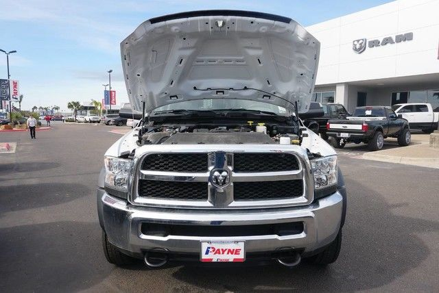 2018 Ram 5500 Crew Cab DRW 4x4, Platform Body #G166987 - photo 36