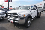 2018 Ram 5500 Crew Cab DRW 4x4, Platform Body #G166987 - photo 1
