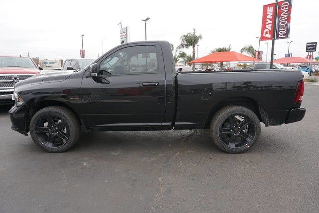 2018 Ram 1500 Regular Cab, Pickup #G179765 - photo 10