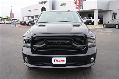 2018 Ram 1500 Regular Cab, Pickup #G179765 - photo 3