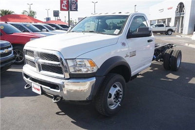 2018 Ram 4500 Regular Cab DRW 4x4,  Cab Chassis #G185875 - photo 1
