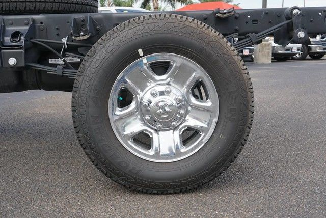 2018 Ram 3500 Crew Cab 4x4,  Cab Chassis #G239587 - photo 12