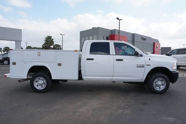 2018 Ram 2500 Crew Cab 4x4,  Service Body #G243747 - photo 18